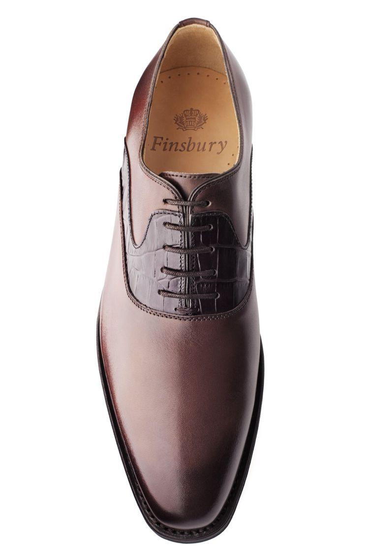 Finsbury shoes - Hamilton marron. | Fashion | Chaussures ...