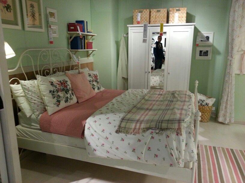 Leirvik bed IKEA  Ideen rund ums Haus  Ikea schlafzimmer Schlafzimmer fr Teenager und