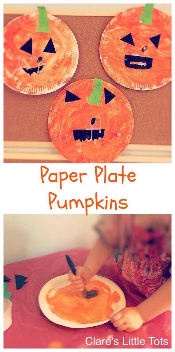 Pin By Heather Phillips On Halloween Pinterest Craft Activities
