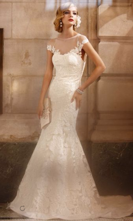 David's Bridal: buy this dress for a fraction of the salon price on…