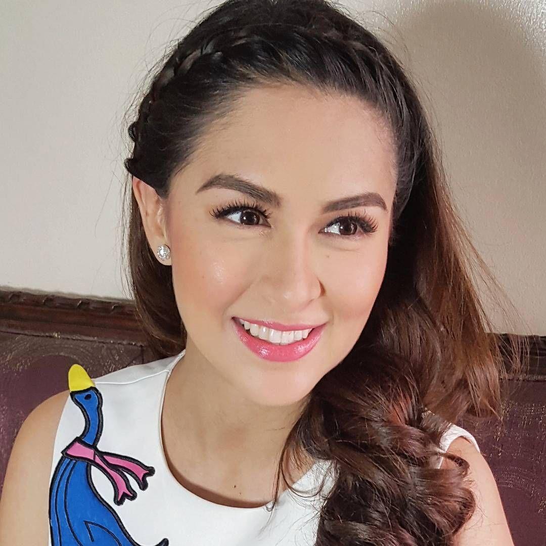 """""""Fresh makeup for Marian bambbifuenteshair&makeup braids"""