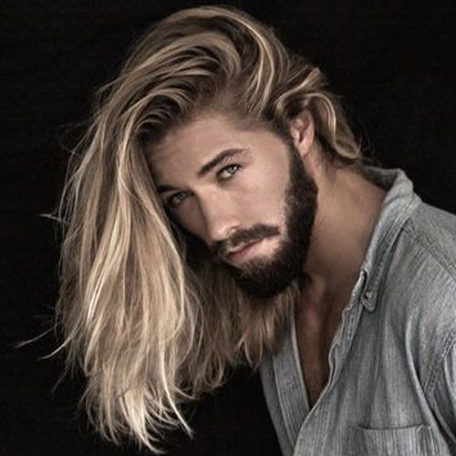 40 Best Blonde Hairstyles For Men 2019 | Long Hairstyles ...