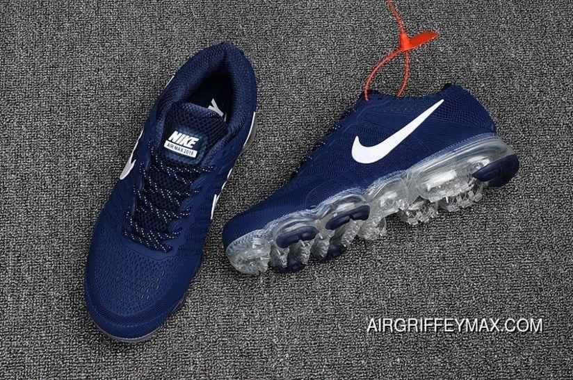 Nike Air Vapormax Flyknit 2018 Royal Blue White Top Deals Price 94 63 Nike Air Vapormax Nike Shoes Air Max Nike Air
