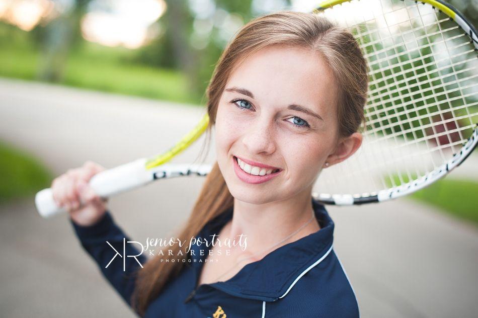 Senior Tennis Player Session Catholic memorial, Tennis