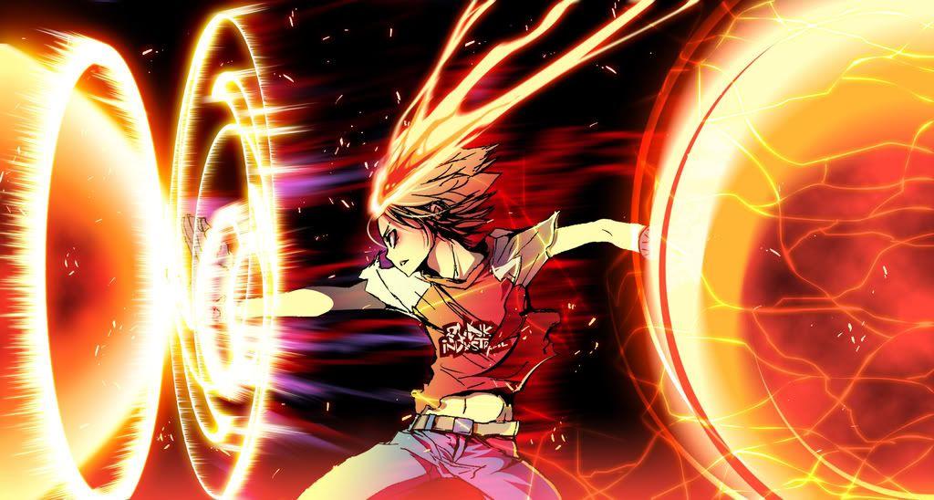 Tags: Katekyo Hitman REBORN!, Sawada Tsunayoshi, Amano Akira, Colorization, Flamebier