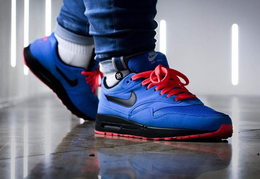 Essential Solar Air 2017 'photo Max Id Nike 1 Red'These Blue H2ED9I