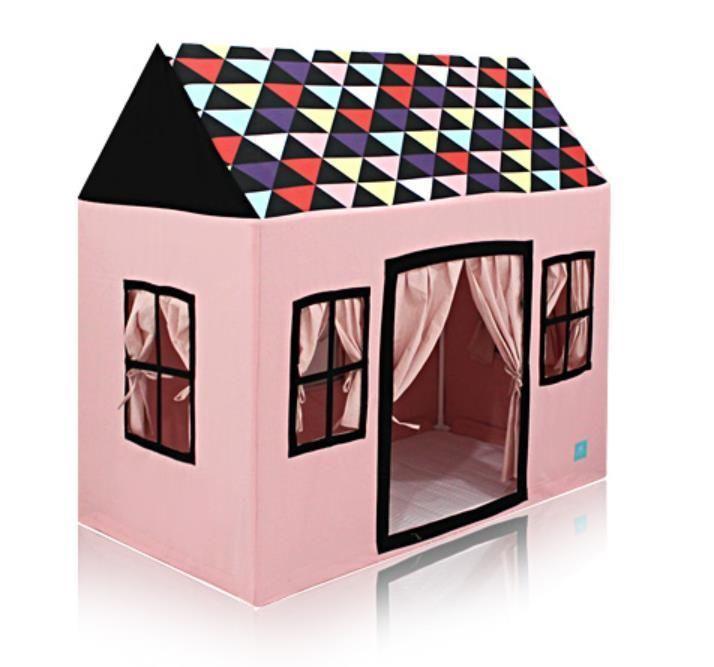 Princess Kids Play Tent House 100 Cotton Creative Crib Baby Girl