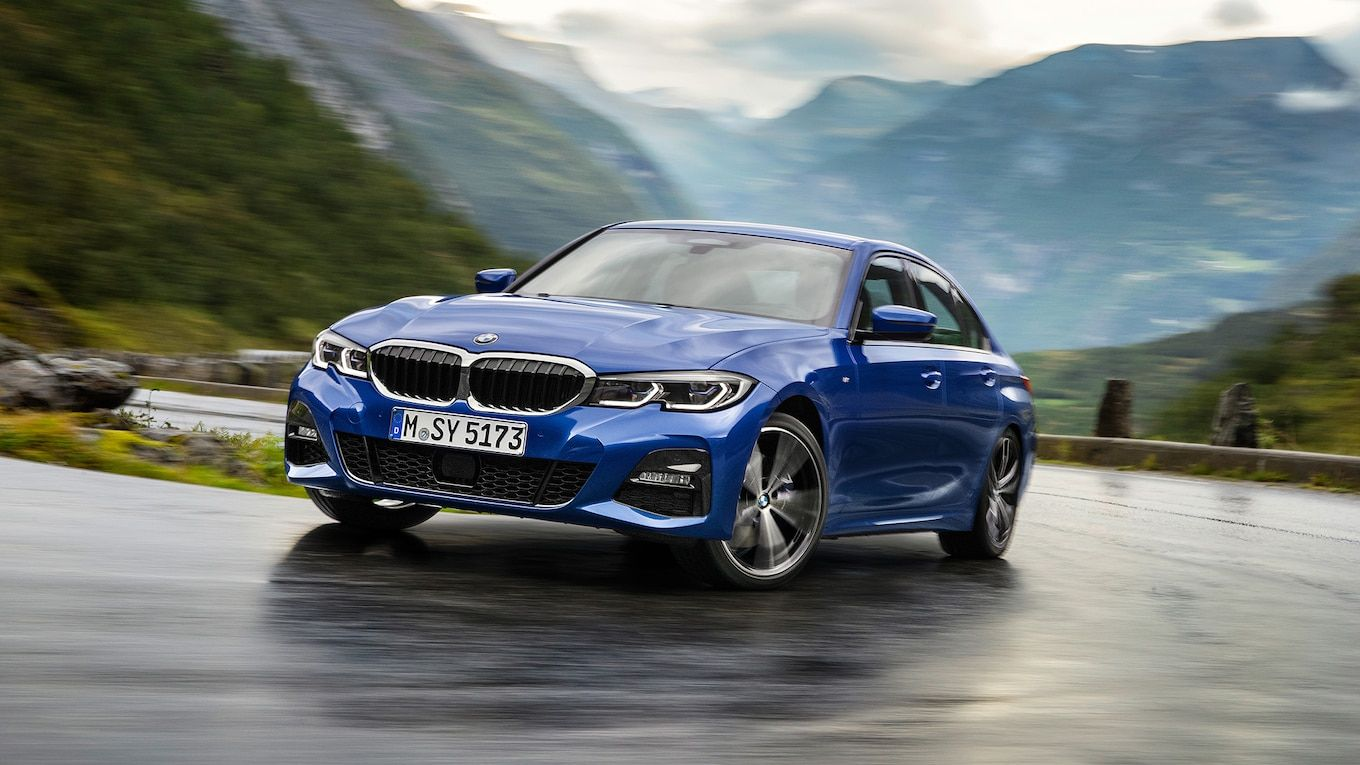 Refreshing Or Revolting 2019 Bmw 3 Series News Cars Carnews