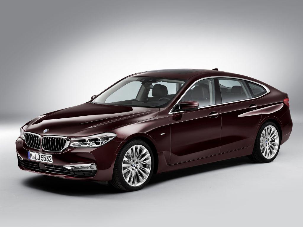 BMW 630d xDrive Gran Turismo Luxury Line (G32) '2017 C_C