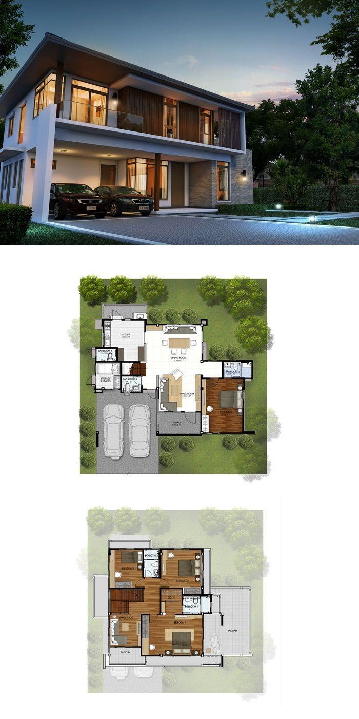 Grandeo A Arsitektur Arsitektur Modern Desain Fasad
