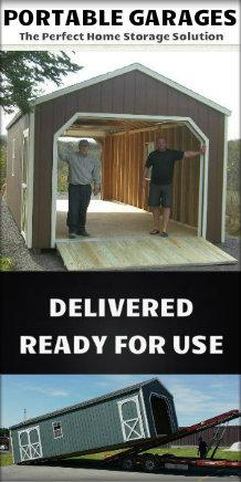 Belleville Loves Portable Garage Portable Storage Sheds