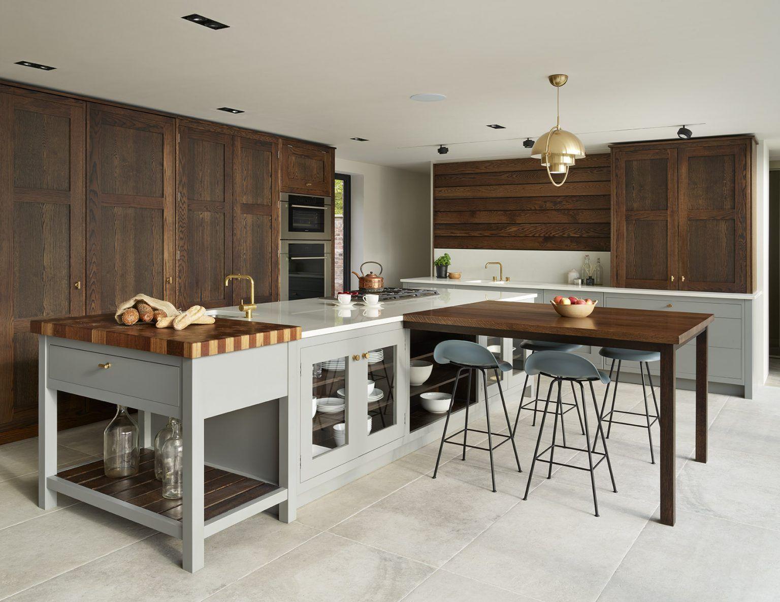 Ex Display Kitchen, Teddy Edwards Shaker, Wolf Appliances