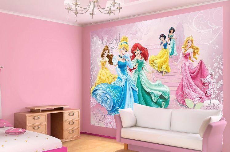 Princesses Disney Wall Murals For Wall Princess Room Decor Pink Bedroom Decor Disney Princess Bedroom