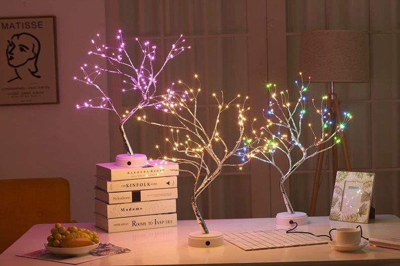 Pily In 2020 Fairy Lights Magical Lamp Fairy Tree