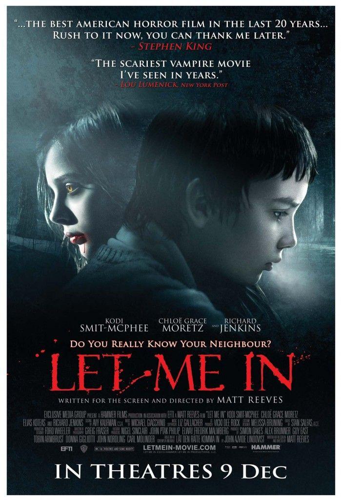 Let me in vampire