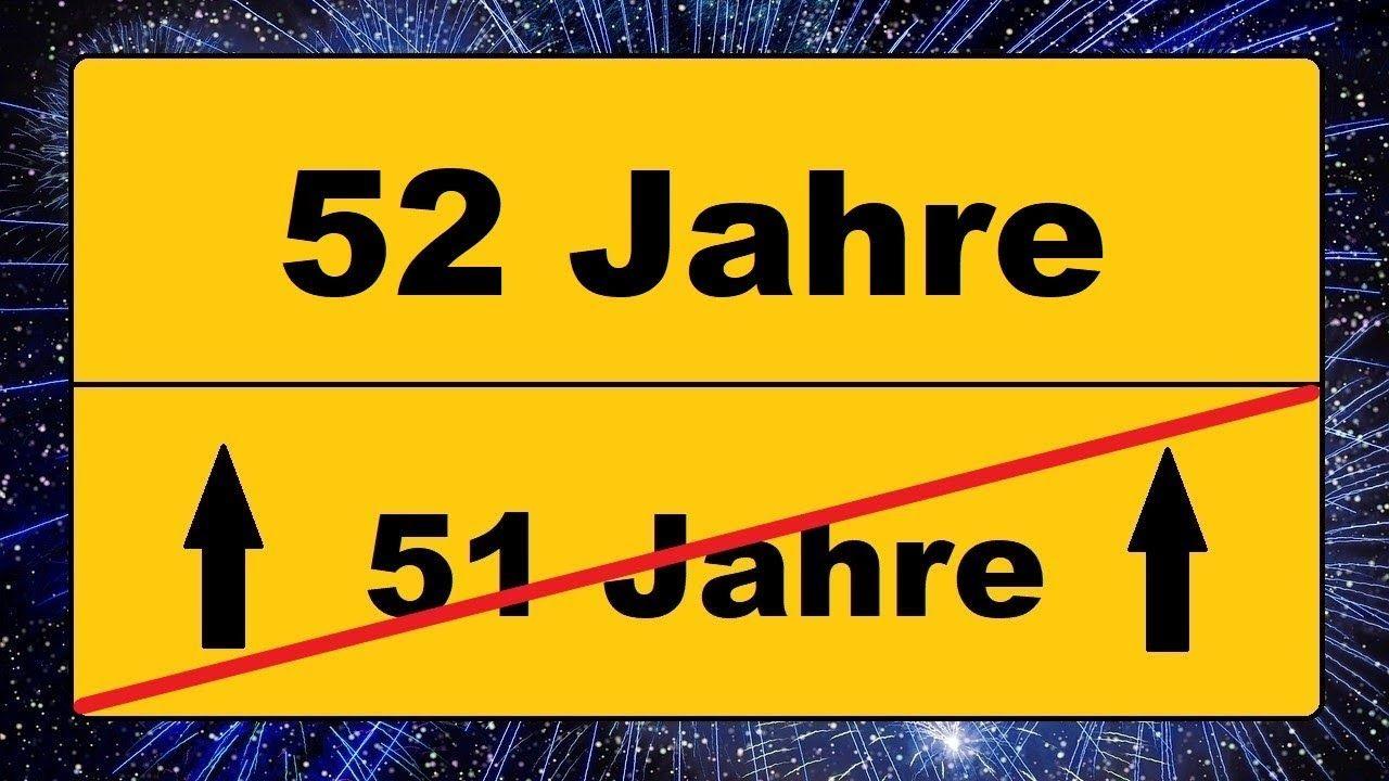52 Geburtstag Kissen Lustiges Spruche Kissen 52 Jahre Jahrgang