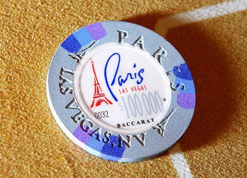 $1 Casino Chip Linq Las Vegas Nevada Ceramic