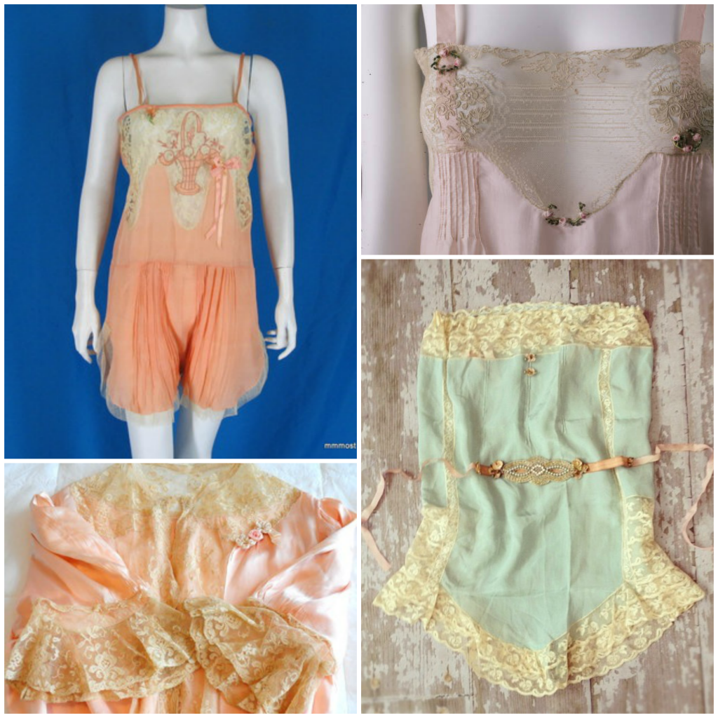 Great gatsby fever pieces of vintage s lingerie gatsby