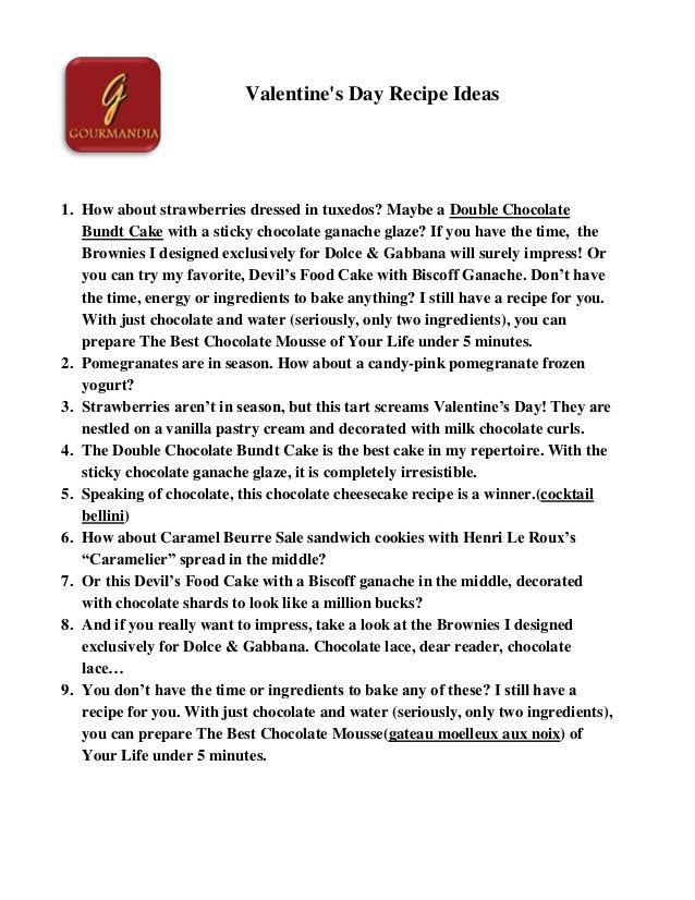 http://www.slideshare.net/ebanreb07/valentines-day-recipe-ideas-16149492
