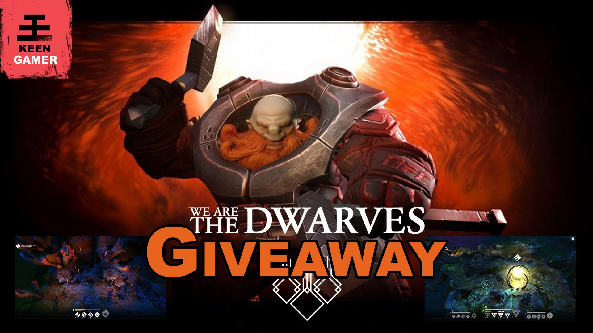 We Are The Dwarves Giveaway Giveaway, Free games