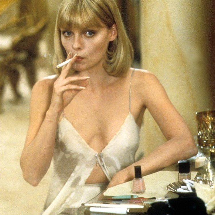 Michelle Pfeiffer In Panties Images