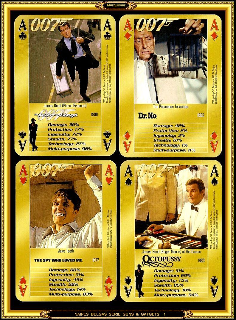 Playing cards - Colección de naipes