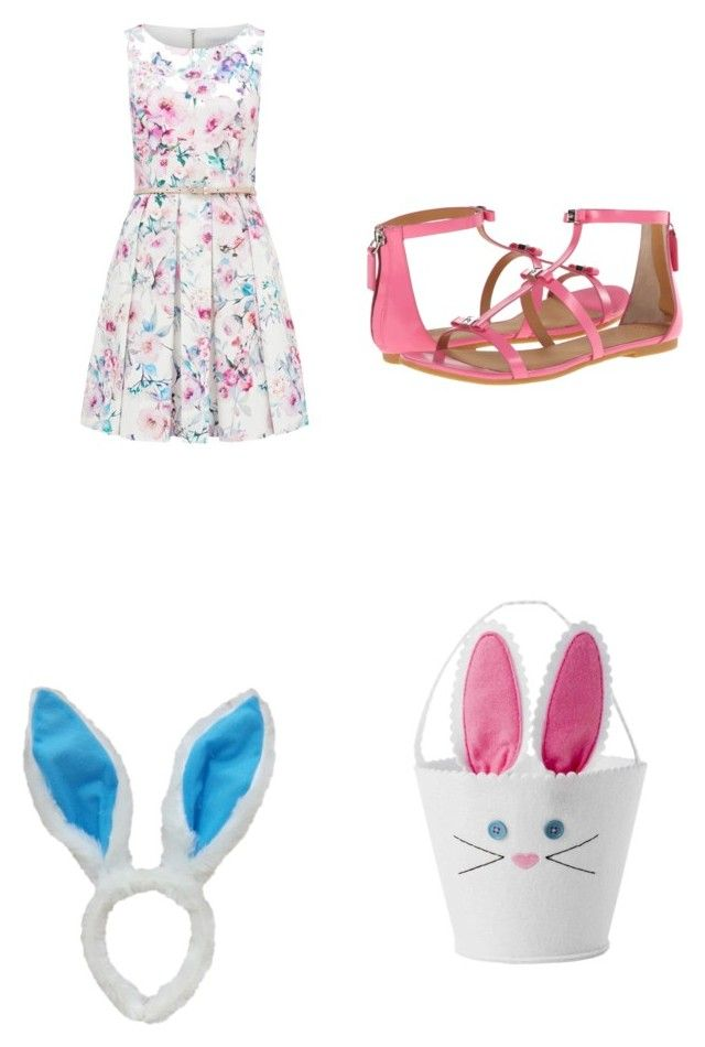 """Happy Easter!!?"" by crazysoccerchic7 ❤ liked on Polyvore"