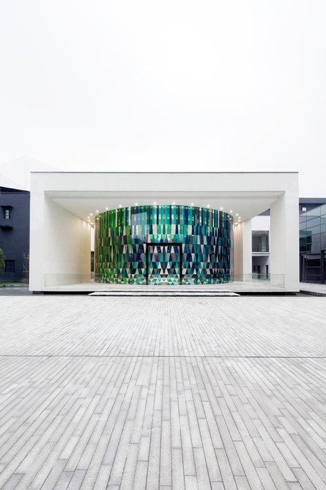 Rainbow Chapel, Shanghai, 2015 - COORDINATION ASIA 協調