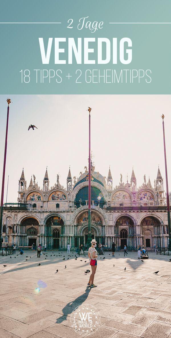 Guía de la ciudad de Venecia: 20 grandes cosas que debes haber visto y hecho en Venecia