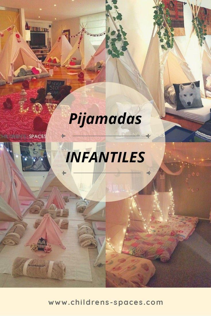 7 Ideas Que No Pueden Faltar En Una Pijamada Infantil Childrens Spaces Spa Day Party Princess Party Table Decorations