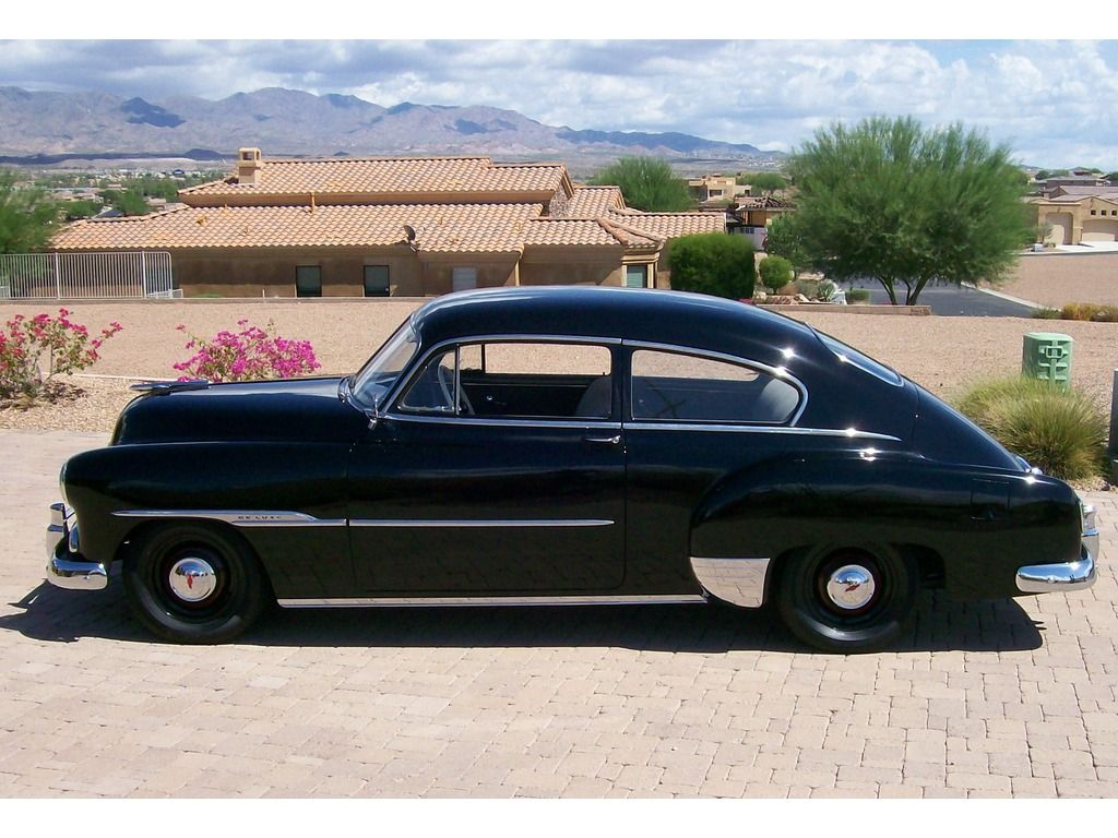All Chevy 1951 chevrolet fleetline : 1951 Chevrolet Fleetline for sale at Hotrodhotline.com | Old cars ...