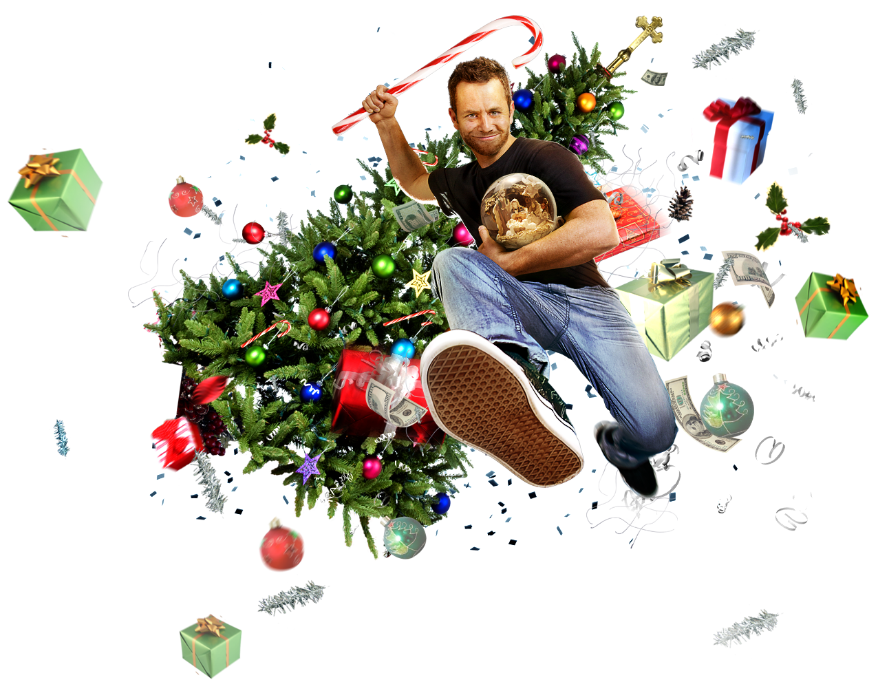 Kirk Cameron\'s Saving Christmas Nov 14 for two weeks in theaters ...