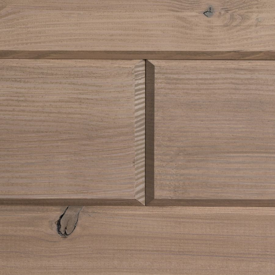 Tongue And Groove Pine Accent Wall: 10-sq Ft Currituck Driftwood Tongue And Groove Wood Wall