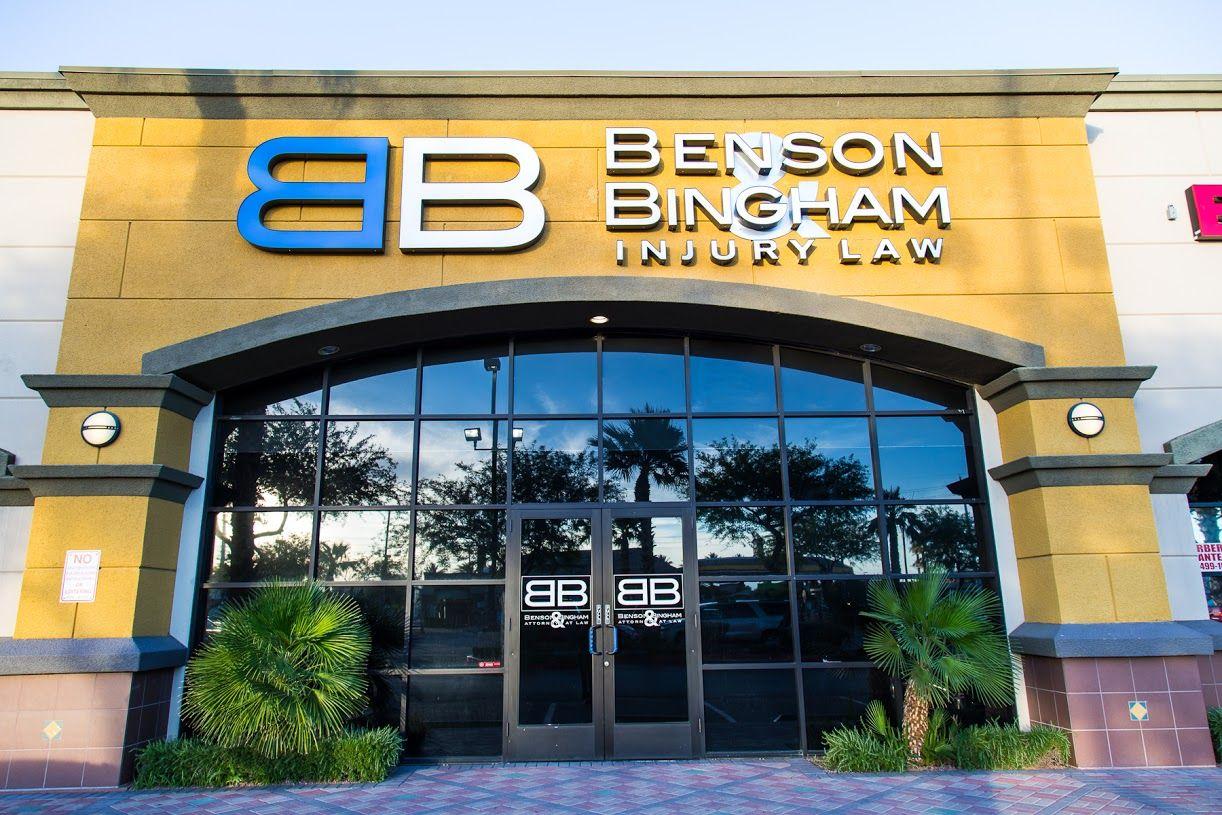 Pin by Benson & Bingham Accident Injury Lawyers, LLC on