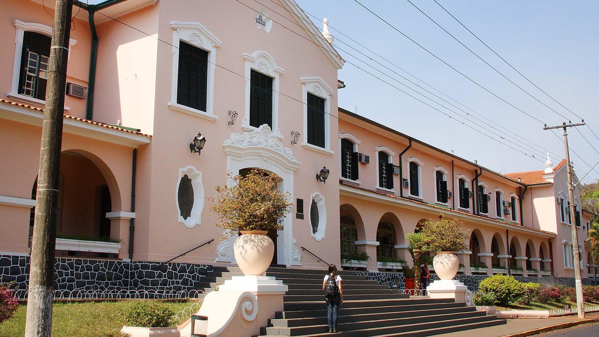 Campus de Ribeirão Preto Ribeirão preto, América do sul