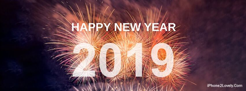 Hd New Year FAcebook Cover 2019 | Happy New Year My Love 2019 ...