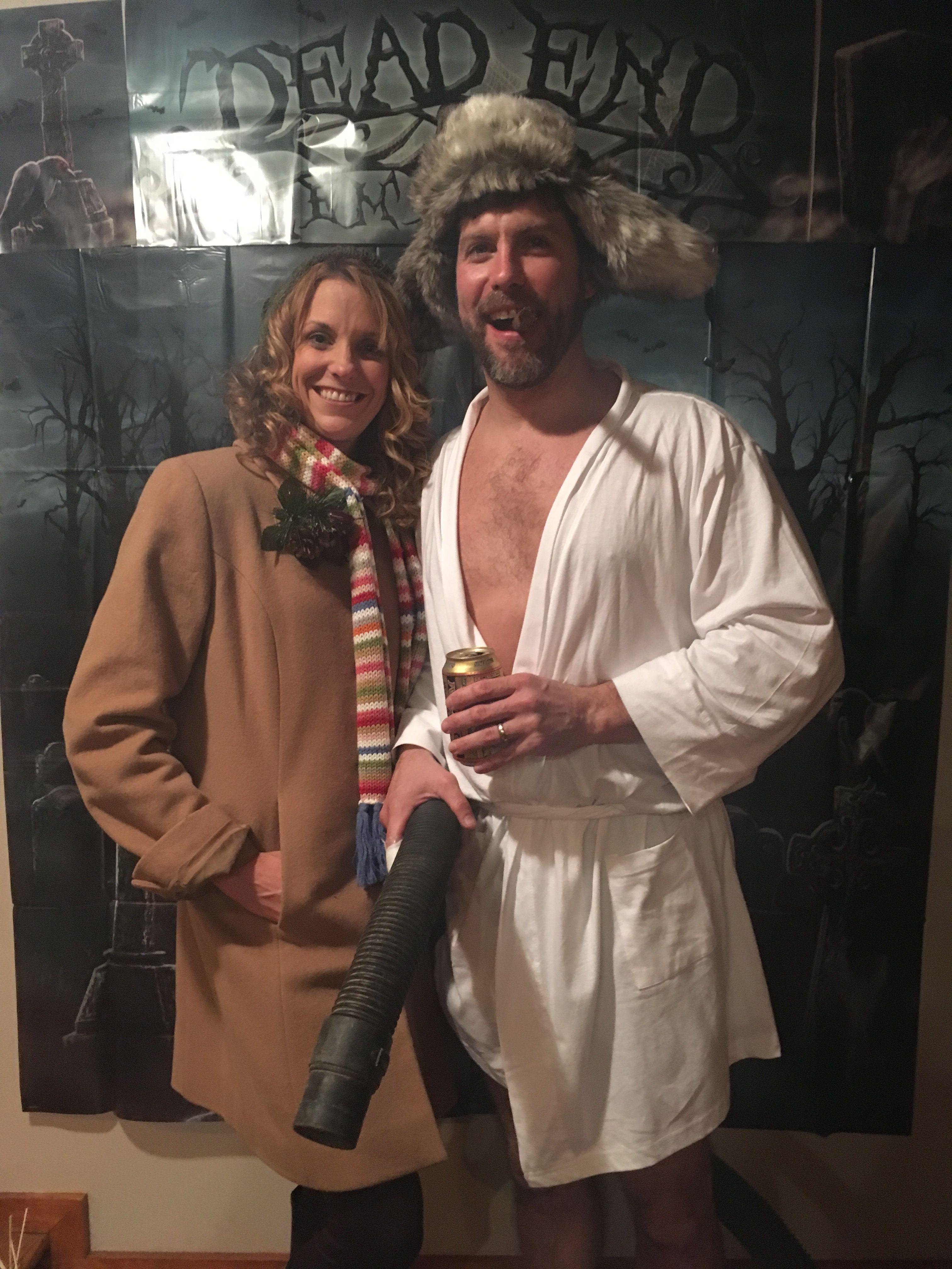 Cousin Eddie and Catherine costume Cousin eddie costume