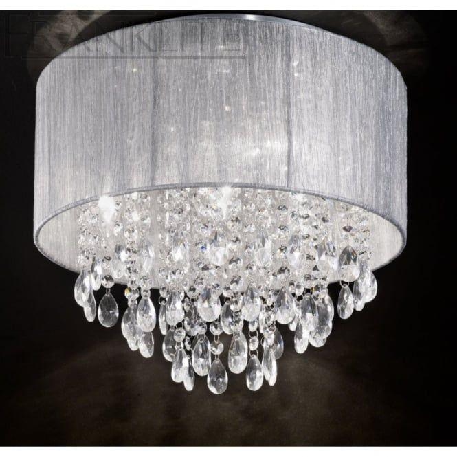 Franklite royale translucent silver ceiling light fl22814 franklite royale translucent silver ceiling light fl22814 aloadofball Gallery