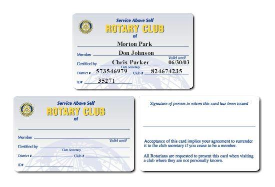 Doc585403 Club Membership Card Template Membership Card – Sample Membership Card