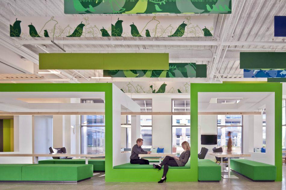 Top Interior Designers | Gensler California