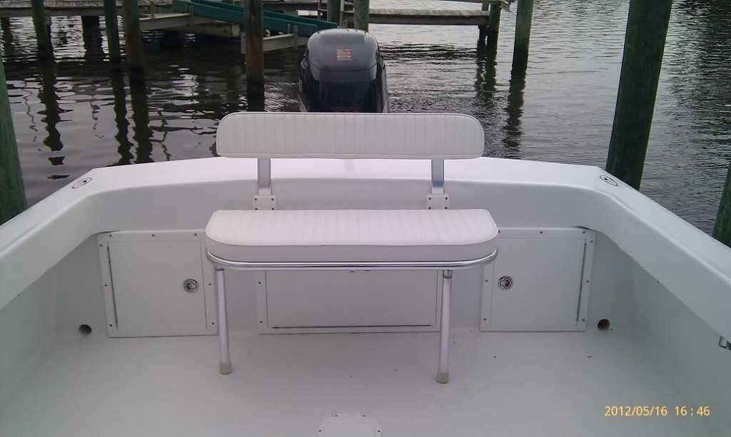 Looking For Ideas Folding Rear Bench Seat 26 Scarab The Hull Truth Boating And Fishing Forum