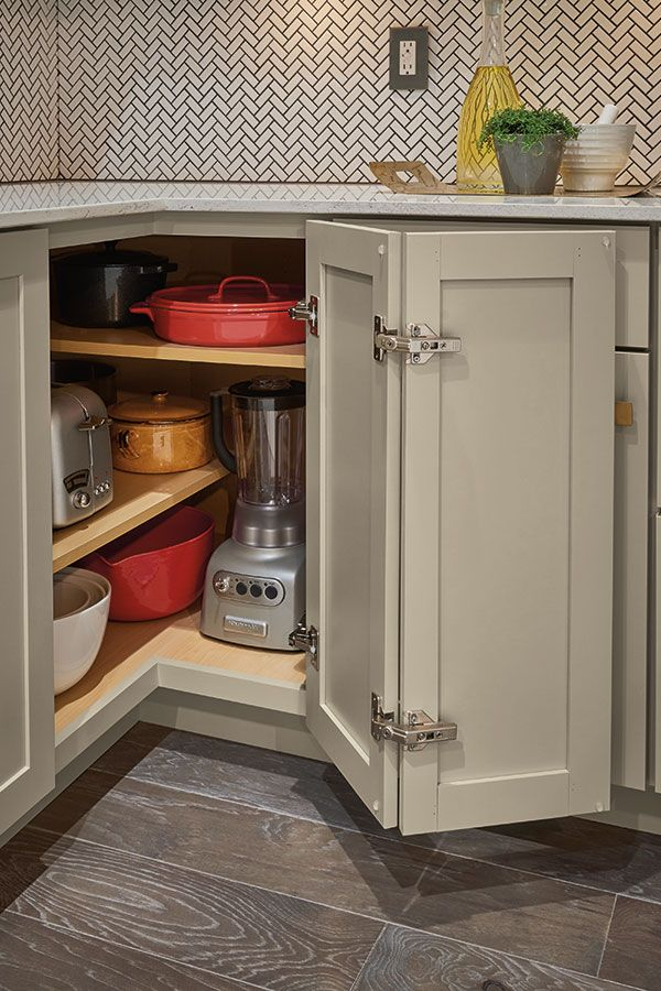 Base Easy Reach Cabinet with Adjustable Shelf - Diamond Cabinetry