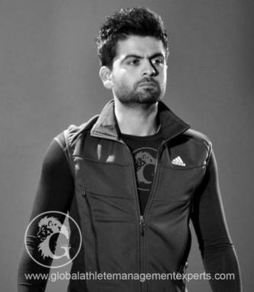Ahmad Shahzad | Leather jacket, Cricket wallpapers, Jackets