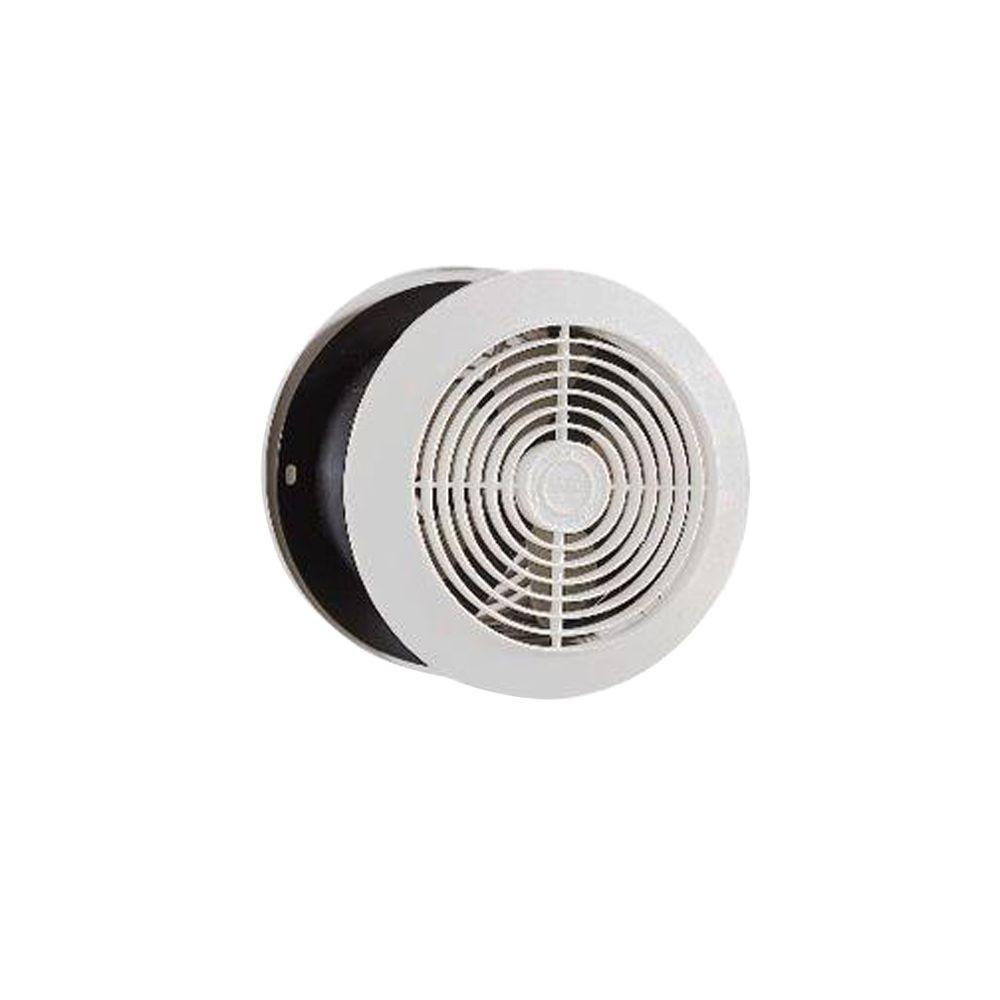 Broan Nutone 90 Cfm Room To Room Exhaust Fan 512 The Home Depot Bathroom Fan Exhaust Fan Broan