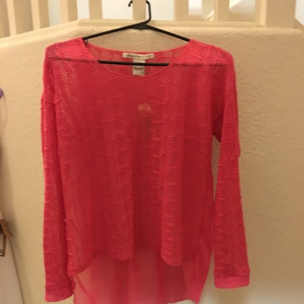 For Sale: Pink Shirt for $15