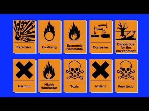 Hazardous Substances Safety The Fundamentals Solvents