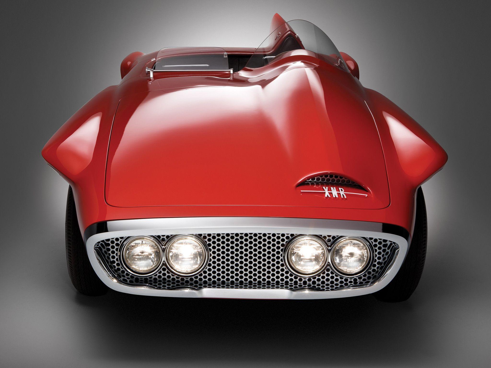 1960 Plymouth Xnr Concept Car Concept Cars Car Classic Motors