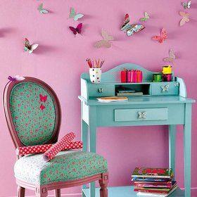 Manualidades 1 c moda 25 estilos c mo personalizar la tarva de ikea m veis lojas e decora o Mariposas decorativas ikea