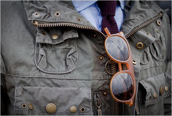 Hodinkee Edition Stelvio Sunglasses