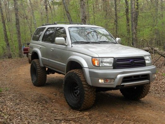2000 Toyota 4runner $9,500 Or Best Offer   100480704 | Custom Lifted Truck  Classifieds | Lifted